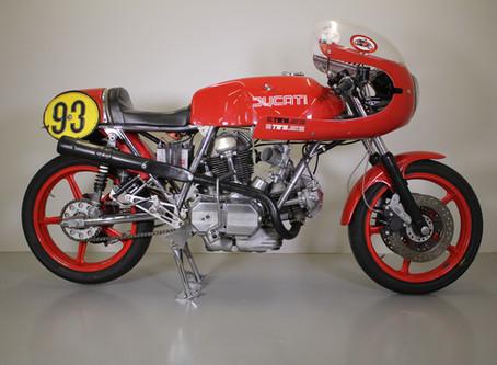 Ducati 900SS 1976 Jose Cecotto