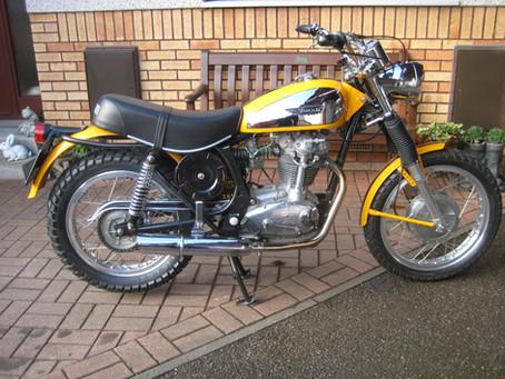 Ducati 450 SCR