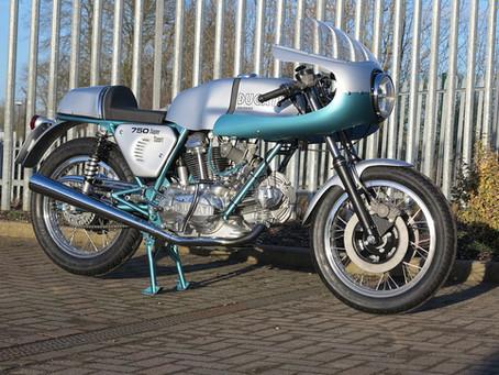 Ducati 750SS Replica.
