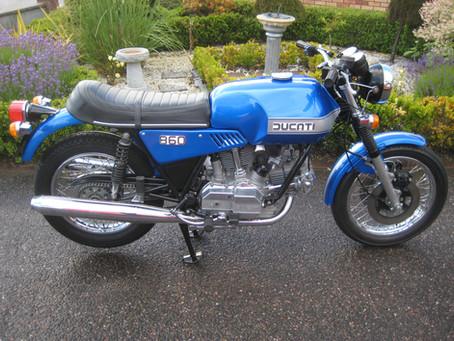 Ducati 860 GTS
