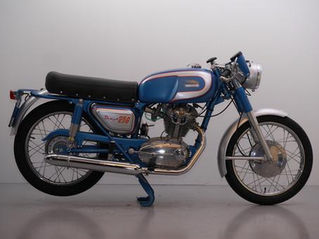 Ducati 250 Daytona 1964.
