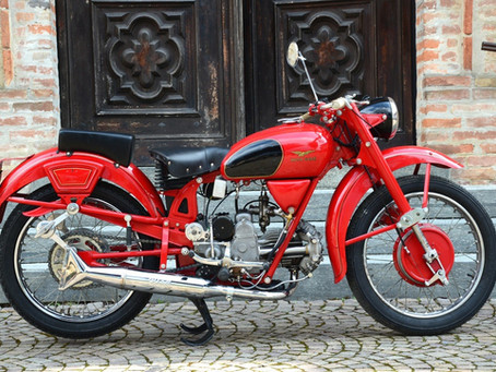 Moto Guzzi Airone Sport