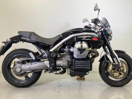 Moto Guzzi 1100 Griso 2007