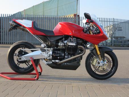 Moto Guzzi MGS01 Road registered!: Sold.