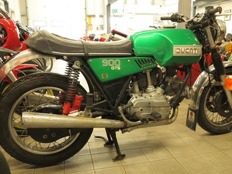 Ducati 900GTS: Sold.