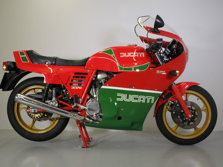 Ducati MHR 900. Reduced in price.
