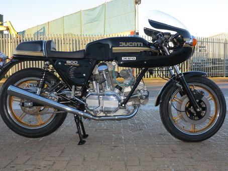 Ducati 900SS 1978