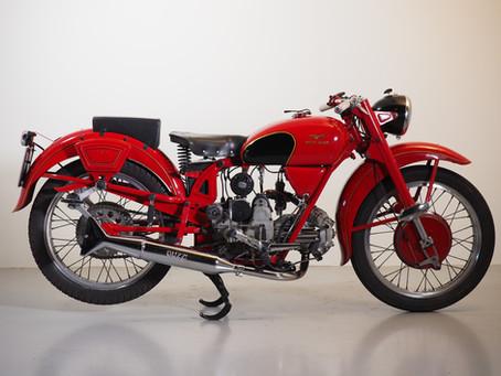 Moto Guzzi 250 Airone sport.