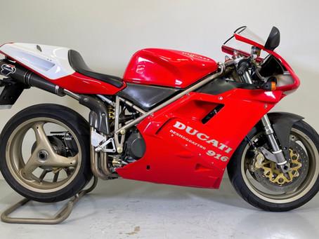 Ducati 916SP 1994