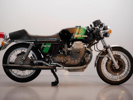 Moto Guzzi 750 S3 1975