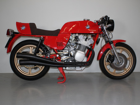 MV 750S America 1978.