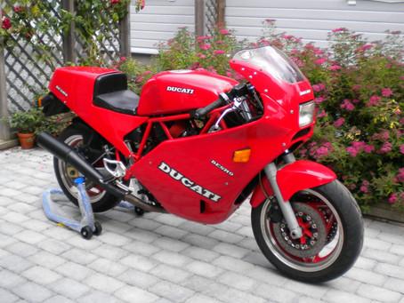 Rune Olafsen nice Ducati sport