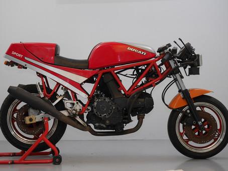 Ducati 750 Sport Project 1990.