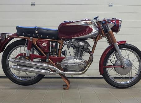 Ducati 200 Elite.
