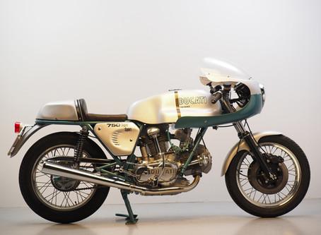 Ducati 750SS 1974
