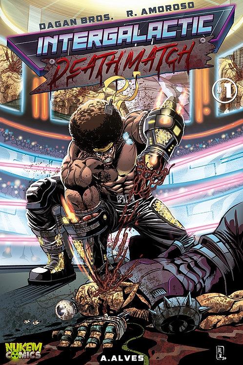 Intergalactic Deathmatch Issue 1 Digital Copy