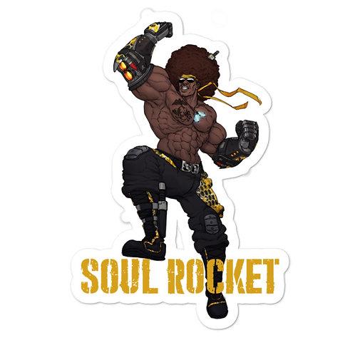 Soul Rocket  Sticker