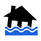 Flood Damage Restoration Icon