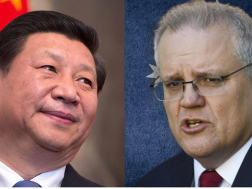 Australia takes the lead on China threat