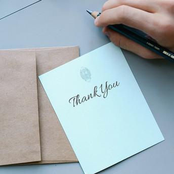 Übung der Woche   Dankbarkeitstagebuch