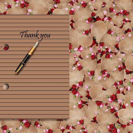 Tipps für den Dankbarkeitsbrief