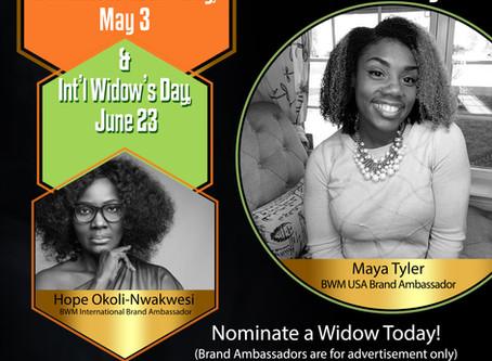 Black Widow Magic 2019 Nominations