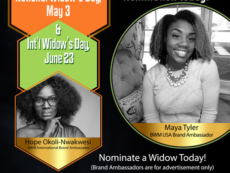 Black Widow Magic 2019 Nominations