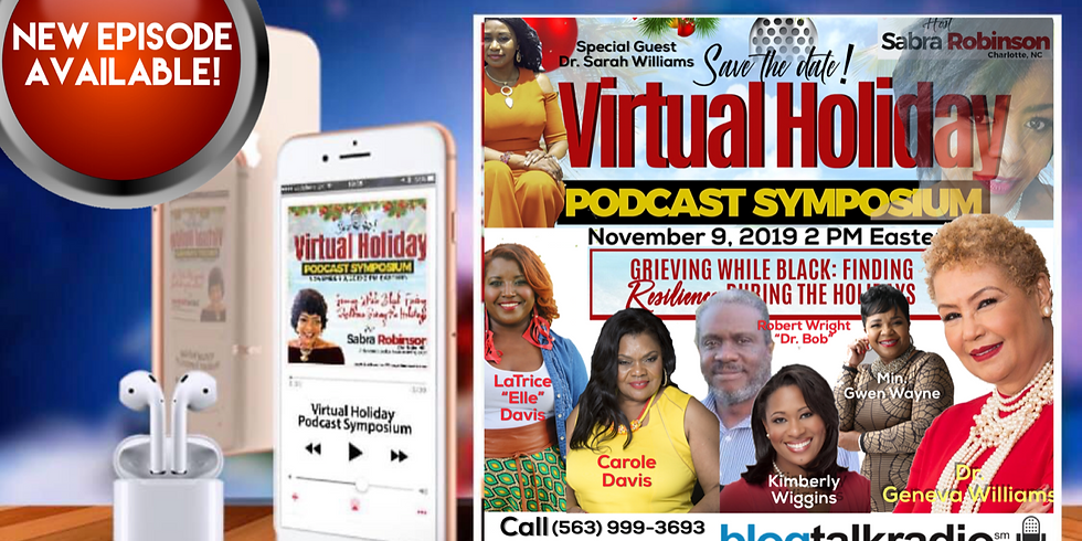 Grieving While Black: Finding Resilience During the Holidays Podcast