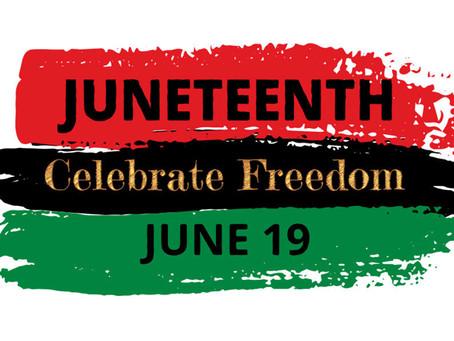BWWE Celebrates Juneteenth - Free Black History Bingo Download!