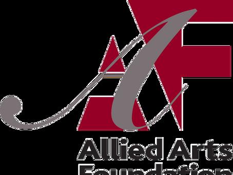 Allied Arts Foundation Partnership