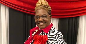 Ms. 2019 BWWE Widow of the Year: Rochelle Hamm