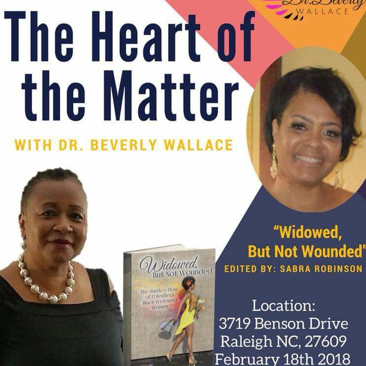 The Heart of the Matter by Dr Beverly Wallace