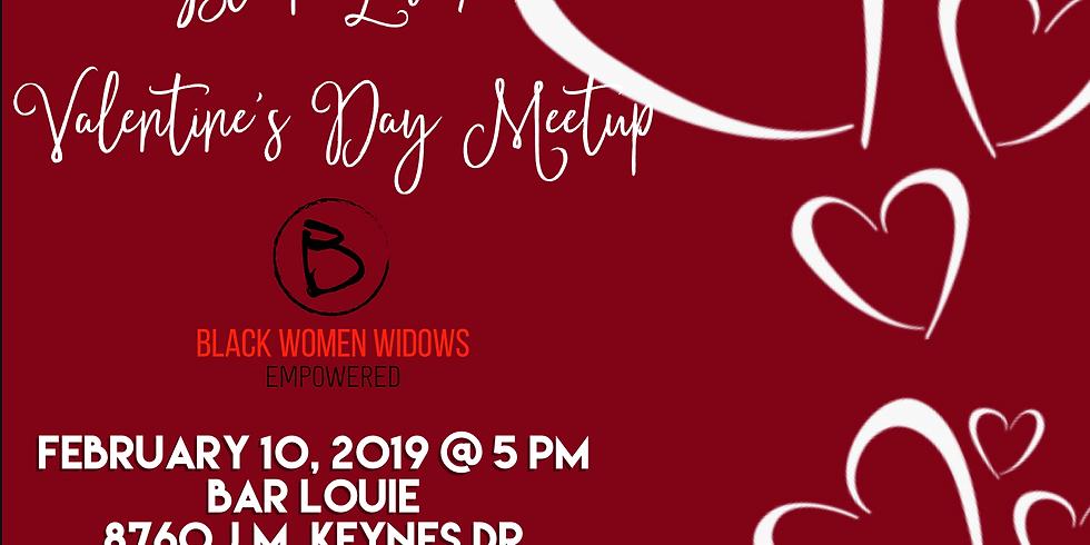 Black Love/Valentine's Day Meetup