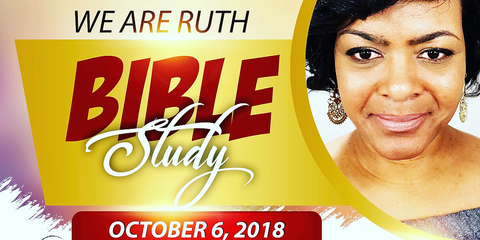 We Are Ruth Bible Study