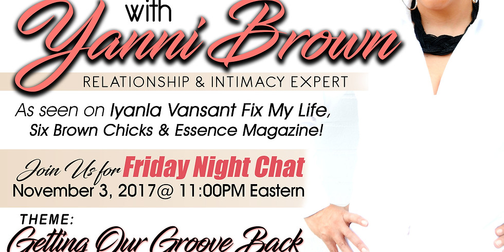 PODCAST: Yanni Brown, Relationship and Intimacy Expert