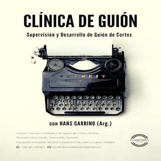 CLINICA DE GUION