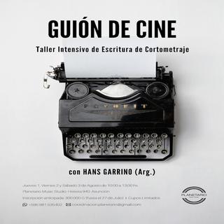 GUION DE CINE