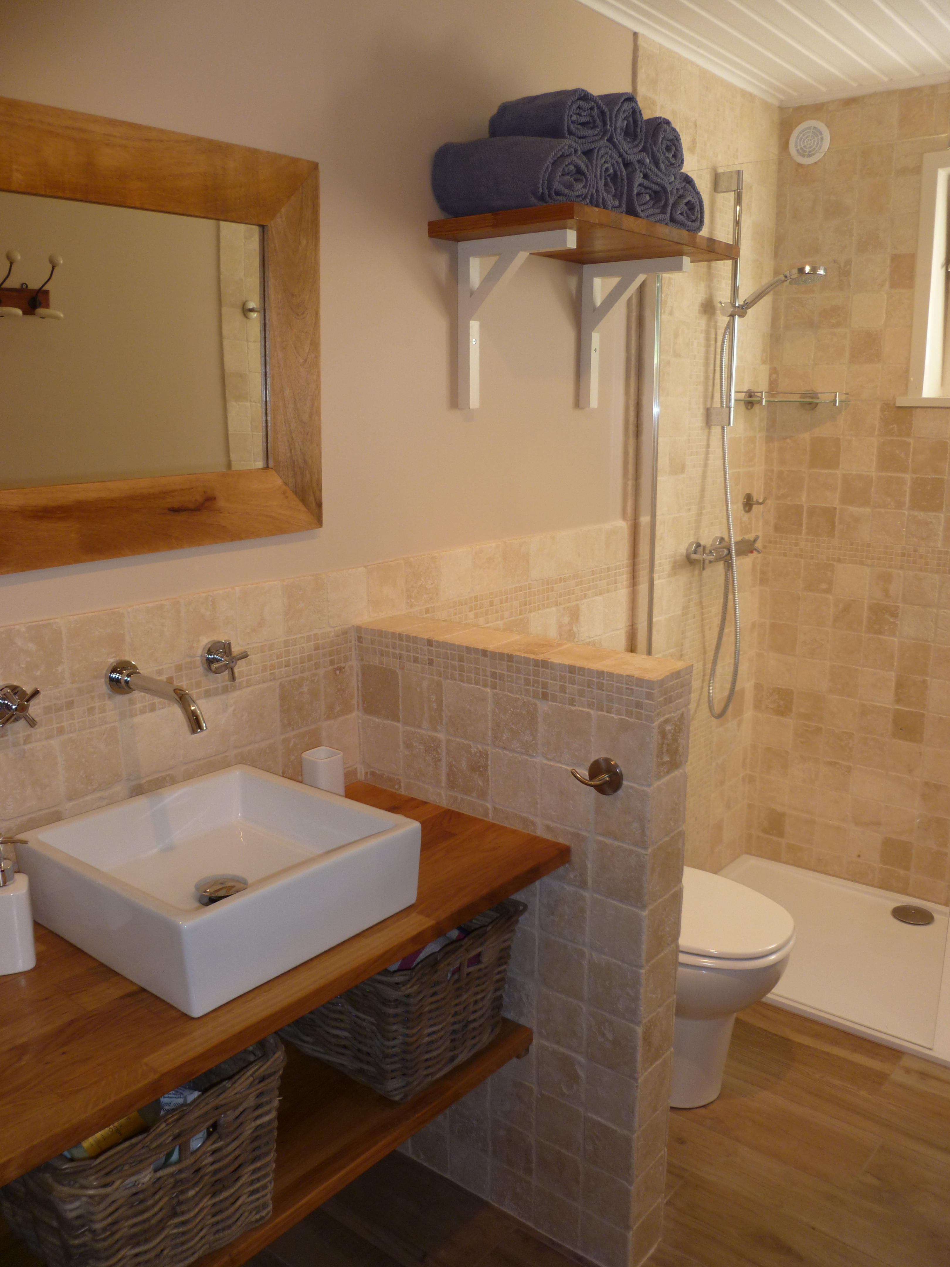 Les Fawètes: Salle de bain