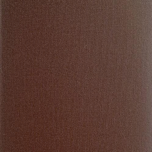 STOCK // Buckram Chocolate Bill Fold