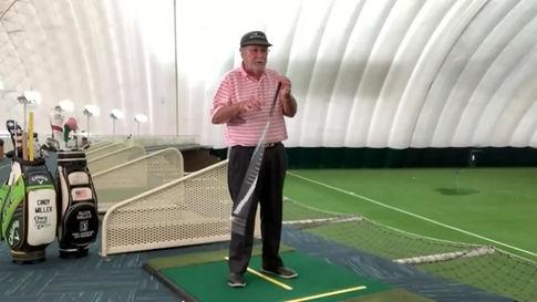 Golf Pros Cindy & Allen Miller
