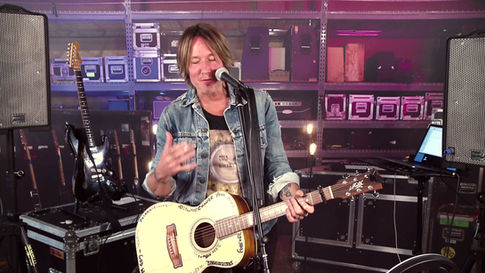 Live Concert With Keith Urban
