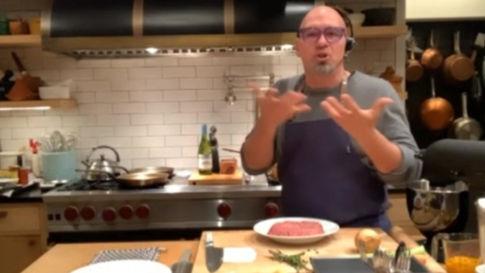 Celebrity Chef Michael Symon
