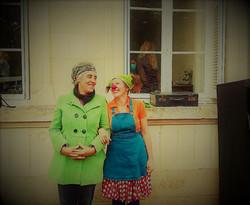 Victorine et Céline