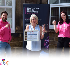 Paces Charity Partner and Sponsorship of New Adult Room
