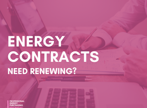 Is your Energy Contract up for Renewal?