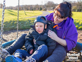 Supporting Bluebell Wood Children's Hospice