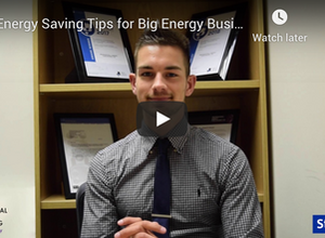 Energy Saving Tips for Large Energy Business Users