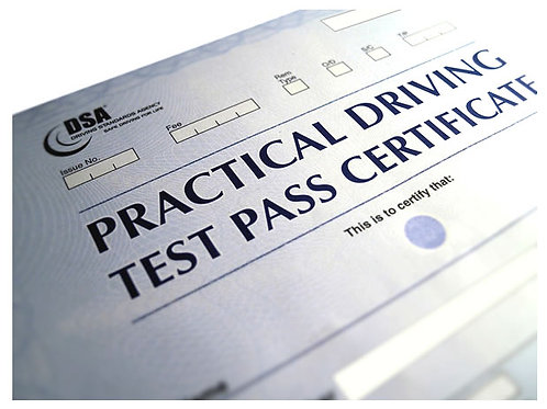 Pass Plus Courses & Certificate