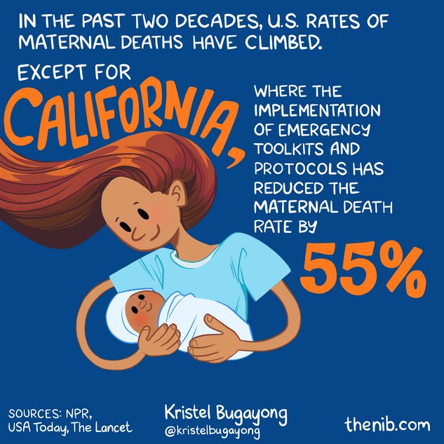 America's Rising Maternal Deaths (3)