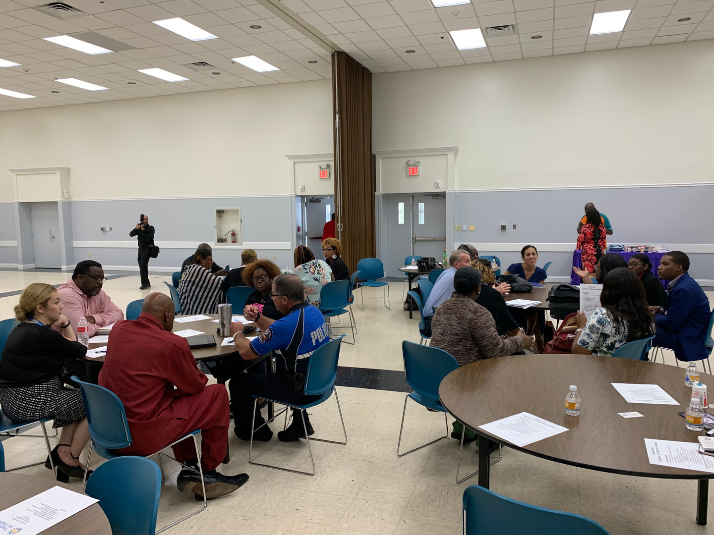 Liberty City/Brownsville Coalition Meeting